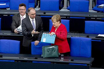 Nils Annen  Angela Merkel
