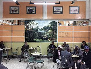 Asmara  Eritrea - Modernist Architecture