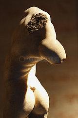 Skulptur in der Muenchner Glyptothek