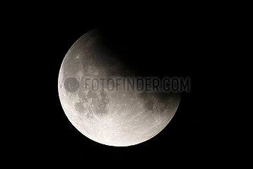 partielle Mondfinsternis vom 16. Juli 2019