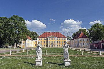 DEU  Deutschland  Europa  Schleswig-Holstein   Schloss Wotersen