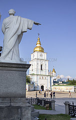 Sophienkathedrale in Kiew / Ukraine