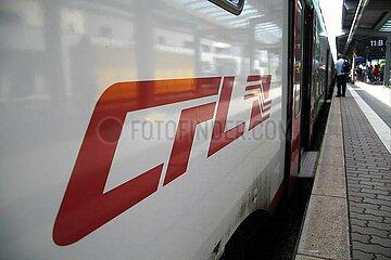 Luxemburgische Bahngesellschaft CFL