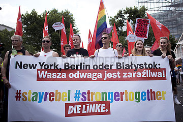 Christopher Street Day Berlin
