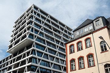 Berlin  Deutschland  Unternehmenssitz und Verwaltungszentrale von 50Hertz in der Europacity