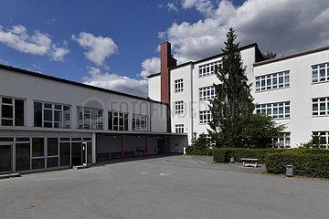 Deutschland  Nordrhein-Westfaeln - 100 Jahre Bauhausgeschichte Grashofgymnasium in Essen
