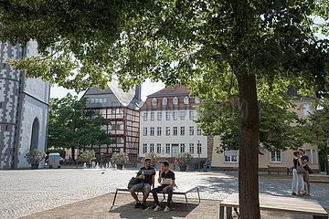 Burgmannenhaeuser | Burgmannen houses