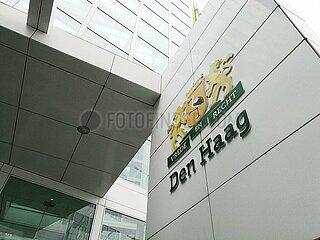 Den Haag Rathaus
