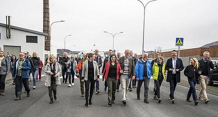 Reid + Johannensson + Steinmeier + Buedenbender