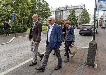 Johannensson + Steinmeier + Reid + Buedenbender