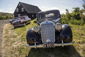 Oldtimer Mercedes Benz 170 S
