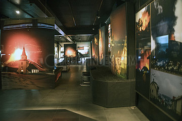 Eldheimar Vulkanausbruchmuseum
