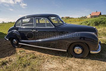 Oldtimer BMW 501/3