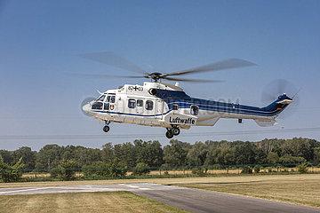 Hubschrauber der Luftwaffe
