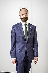 Tom Ackermann  Vorstandsvorsitzender der AOK NordWest Serviceleistungen