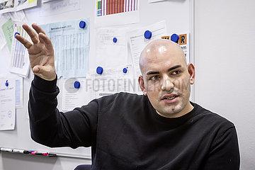 Yunus-Emre Yildirim  Kandidat fuer den Betriebsrat bei der Betriebsratswahl 2018 in der Opel Group Warehousing GmbH