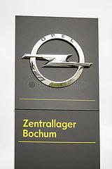 Firmenlogo der Opel Group Warehousing GmbH
