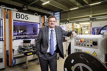 Joerg Timmermann  Vorstand und Vorstandssprecher der Weidmueller Interface GmbH & Co. KG