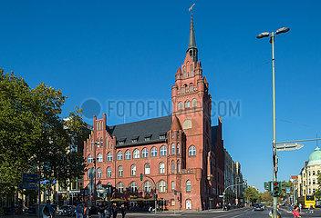 Berlin  Deutschland  Das Rathaus Steglitz