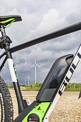 Windräder im Ferienland Donau-Ries