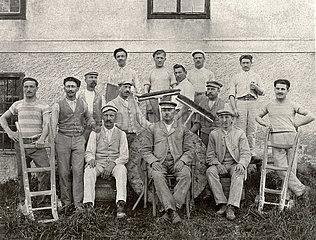 Arbeiter  Team  1912