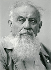 Lew Kopelew  PEN-Kongress  Hamburg 1986