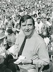 Gerhard Schroeder  SPD Spitzenkandidat Niedersachsen  1986