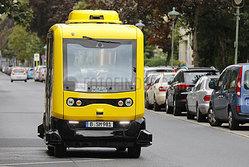 See Meile autonom fahrender Bus