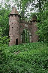 Der Sieglitzer Park - der unbekannte Teil des Gartenreiches Dessau- Woerlitz