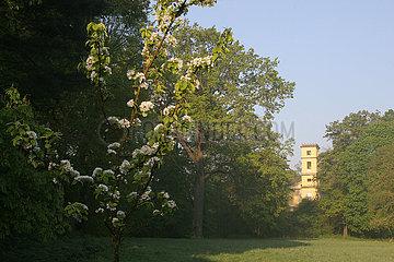 Park und Schloss Grosskuehnau