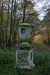 Details im Sieglitzer Park