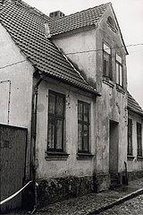 Juni 1990  Bad Doberan  Staedtezerfall