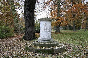 Detail im Woerlitzer Park