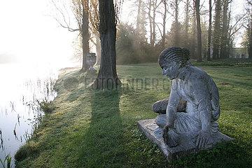 Details im Woerlitzer Park