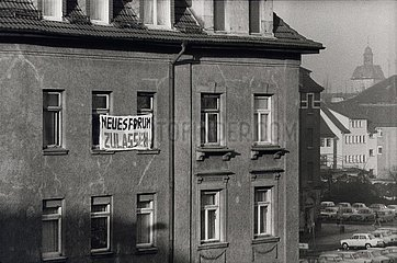 Oktober 1989  Erfurt  Neues Forum