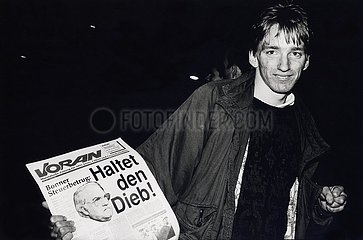 25. Maerz 1991  Leipzig  Montagsdemo