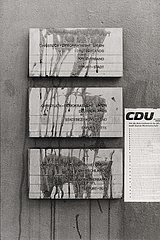 Mai 1990  Erfurt  CDU