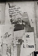 Mai 1990  Mirow  erste freie Volkskammerwahl