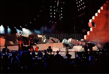 '21. Juni 1990  Berlin  ''The Wall'''