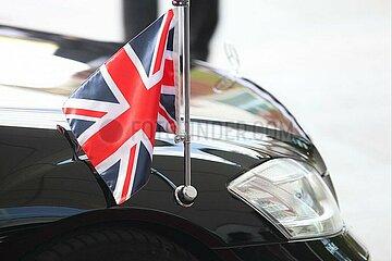 Dienstwagen des Britischen Premierministers
