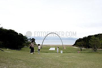 Art Festival Setouchi Triennale  Japan