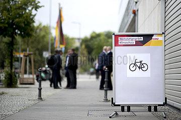 CDU  Werkstattgespraech Klimaschutz
