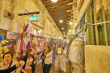 Altstadt Souq Waqif Basar
