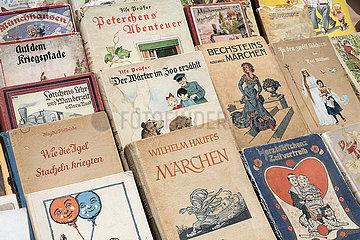 antiquarische Kinder- und Jugendbuecher  1910 bis 1949