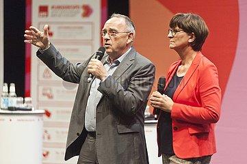 Walter-Borjans  Saskia Esken