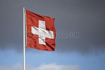 Fahne der Schweiz