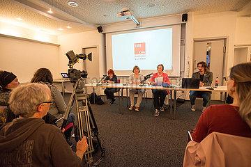 Rechtsextreme und Lebensschuetzer - Hintergruende und Vernetzungen: Podiumsdiskussion