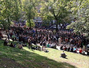Klimastreik am 20.09.2019 in Halle (Saale)