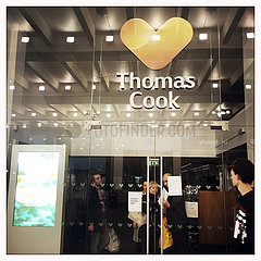 Thomas Cook bankruptcy
