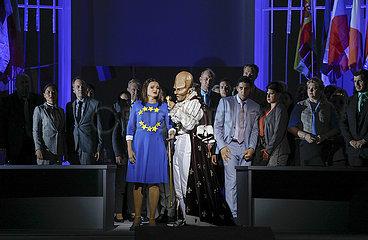 Semper Oper Il viaggio a Reims / Die Reise nach Reims
